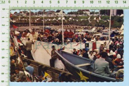 New Brunswick East Coast ( La Bénédiction Des Chalutiers , Blessing Of The Fleet) Post Card Carte Postale 2 Scans - New Brunswick