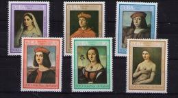 CUBA Raphael Paintings - Arts