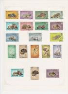 Tuvalu-1983-84 Handicrafts Used Set - Tuvalu