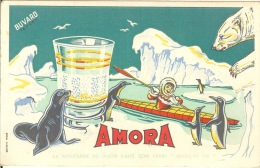 AMORA - Mostard
