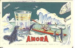 AMORA - Moutardes