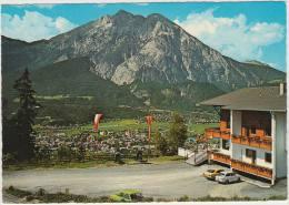 Telfs: DATSUN VIOLET COUPÉ, FIAT 850, BMW 520 - Hohe Munde - Auto/Car/Voiture - Tirol, Austria - Turismo