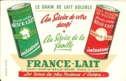 FRANCE LAIT - Alimentaire