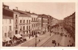 SARAGOSSE.ZARAGOZA.CALLE DEL COSO. - Espagne