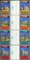 GN0063 Montserrat 1981 Christmas Church 4v MNH - Montserrat