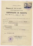 BORSO DEL GRAPPA - STEMMA - TREVISO PIAZZA DEI SIGNORI - Documents Historiques