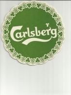 SOUS BOCK  CARLSBERG 19cm - Liqueur & Bière