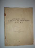 Historique De La Création Du Centre D'études Et De Recherches Scientifiques De Biarritz-sa Genèse De 1923 à 1934 - Documents Historiques