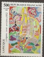 France  N°2606  Tableau De Lapicque - Unused Stamps