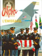 ALPHA T 6 RE BE LOMBARD 08-2003 Jigounov Mythic - Alpha
