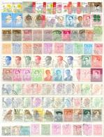 Belgie - Belgique - Z-1160 - 100  Zegels-timbres -  0,40 Euro - Collections