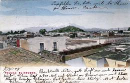 TOLUCA (Mexico), EL NEVADO, Karte Gelaufen 1908, 4 Stempel, Schöne Frankierung, Gute Erhaltung - Mexiko