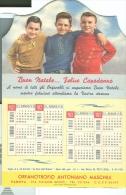 CALENDARIO ANTONIANO, 1962, PADOVA, 3 FACCIATE  APRIBILE, - Calendari