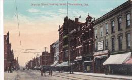Dundas Street , Looking WEst , WOODSTOCK , Ontario , Canada , 00-10s - Unclassified
