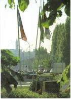 Carte Postale 78. Le Chesnay  Le Rond Point D'Heppenheim  Trés Beau Plan - Le Chesnay
