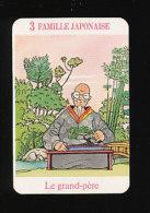 Humour Japon Japonais En Kimono Et Un Bonsaï  / Plante Jardin  Japan  / IM 124/6 - Non Classificati