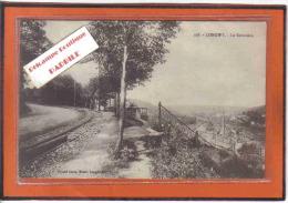 Carte Postale 54. Longwy  Le Belvédère  Trés Beau Plan - Longwy