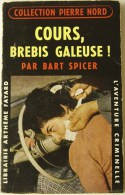 Cours Brebis Galeuse / Bart Spicer - Livres, BD, Revues