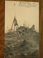 Ruines De KEMMEL / The Ruins Of Kemmel / Anno 19?? ( Reclame BLUE BAND MARGARINE - Zie Foto Voor Details ) !! - Heuvelland