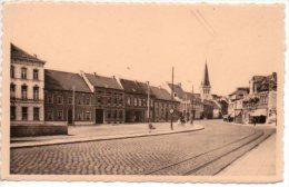 Asse Gemeenteplein en Steenweg