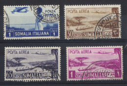 Somalia Posta Aerea Usata. Vedi Immagini. - Somalia