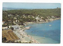 CPM - CAP D'ANTIBES (06) Plage De La GAROUPE - Cap D'Antibes - La Garoupe