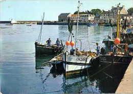 SAINT-VAAST-LA-HOUGUE (Manche) - Le Port - Saint Vaast La Hougue