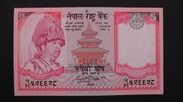 Nepal - 5 Rupees - 2002 - P 46 - Unc - Look Scan - Nepal