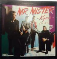 "SUPER 45T - Mr MISTER - ""Kirié"" - 45 Rpm - Maxi-Singles"