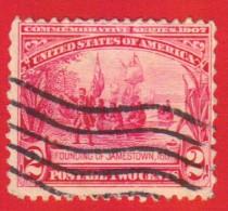 USA - 1907 - Usato - Mi N. 160 - Scott N. 329 - Gebruikt