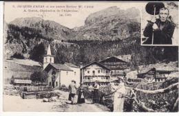 Valle D´Aosta - Val D'Ayas -St. Jacques D'Ayas -Bella Veduta Con L'Abbé A. Gorret - Sin Clasificación