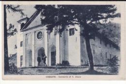 Piemonte -Torino-Val Di Susa- Caselette -Santuario Di S. Abaco - Sin Clasificación