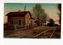 51-1310 Gare - Gares - Avec Trains