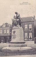 NL - Zaandam - Standbeeld Czaar Peter - Zaandam