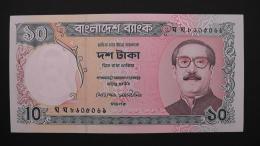 Bangladesh - 10 Taka - 1997 - P 33 - Unc - Look Scan - Bangladesch