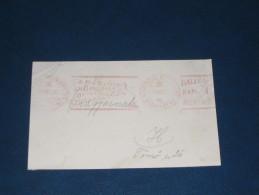 1930 Budapest  Freistempel Meter Mark Slogan Ungarn Hungaria Hungary Germany Ausschnitt - Postmark Collection