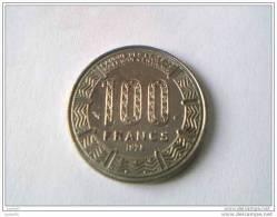 100 Francs 1975 - République Populaire Du Congo - SUP+++ - - Congo (République 1960)