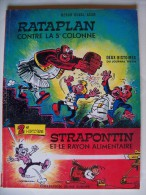 BD RATAPLAN / STRAPONTIN - 1973 - BERCK, DUVAL, ACAR - Rantanplan