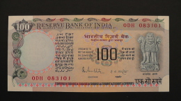 India - 100 Rupees - 1970 - P 85A - Unc - Look Scan - Indien