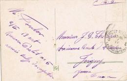 4840. Postal Correo Militar BELGICA, Legenposten 1919 - Bélgica