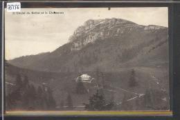 DISTRICT DE GRANDSON /// CHALET DU SOLIER - B ( PLI EN HAUT ) - VD Vaud