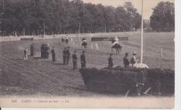 CAEN(14)neuve-courses Au Trot - Caen