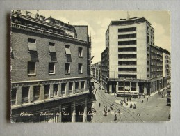 Bo1868)  Bologna - Palazzo Del Gas Con Via Lame E Via Marconi - Bologna