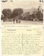 74 - EVIAN Les BAINS - Promenade Au Bord Du Lac.  - VRN - Evian-les-Bains
