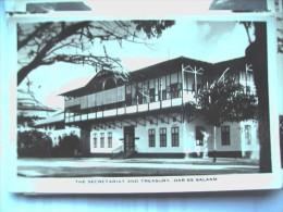 Africa Tanzania Dar Es Salaam Secretariat And Treasury - Tanzania