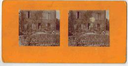 PHOTO STÉRÉOSCOPIQUE - LUZ - SAINT SAUVEUR - Stereoscopi