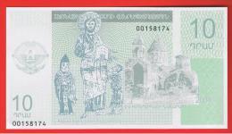 NAGORNO KARABAKH - 10 Drams 2004 SC - Nagorny Karabach
