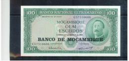 MOCAMBIQUE , MOZAMBIQUE , 1976  ,  100  Escudos   ,   Pick# 117   ,  UNC - Mozambique