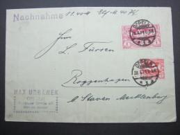 1921, Oberschlesien, NN-Brief Aus Oppeln - Germany