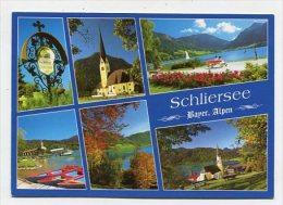 GERMANY - AK 172766 Schliersee - Bayer. Alpen - Schliersee